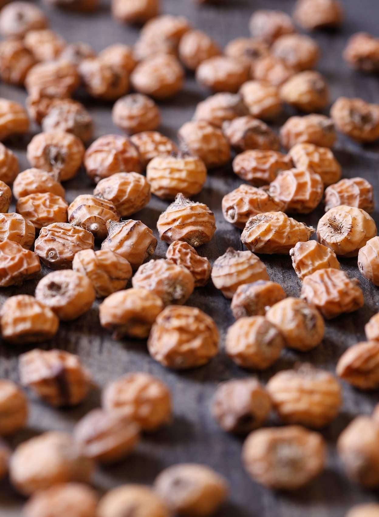 Tigernuts basis